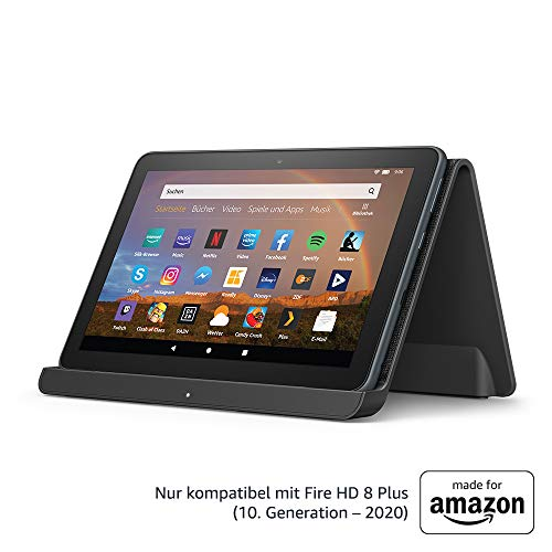 "Kabelloses Ladedock für Amazon Fire HD 8 Plus, neu, ""Made for Amazon\"" (nur mit Amazon Fire HD 8 Plus kompatibel)"