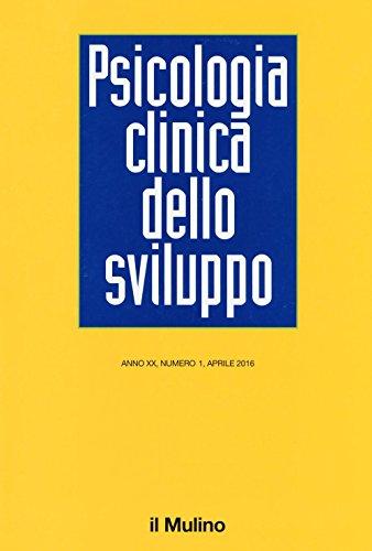 Psicologia clinica dello sviluppo (2016)