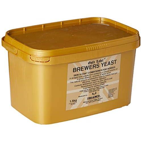 Gold Label lievito di Birra integratore