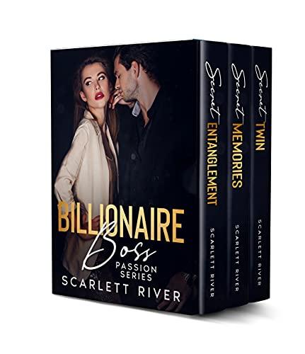 Billionaire Boss Box Set : Books 1-3 (Passion Series) by [Scarlett River ]