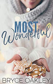 Most Wonderful: A Lesbian Christmas Romance by [Bryce Oakley]