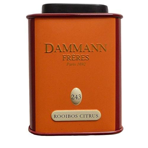 Dammann Freres Tee - Rooibos Citrus Tee - 100gr Dose