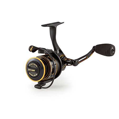 Penn Clash Fixed Spool Reel - Zwart/Goud