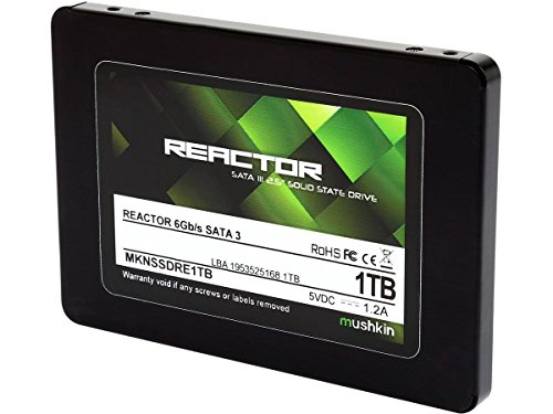 Mushkin SSD Reactor 2 TB