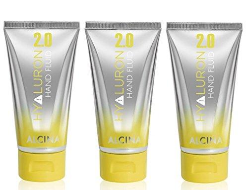 3 x ALCINA Hyaluron Hand-Fluid 2.0 - 50ml