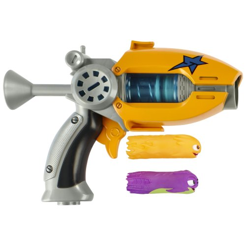 Slugterra, Eli's Blaster 2.0 Defender Mark One with 2 Firing Slugs