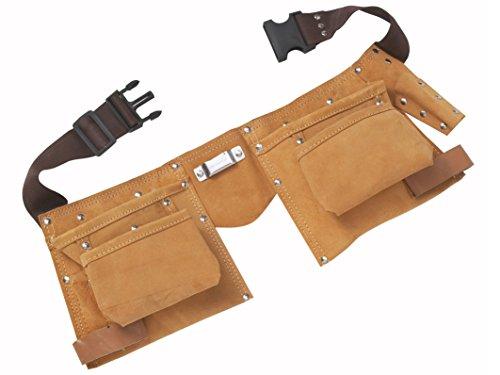 Blue Spot 16332 Double sac à outils en cuir