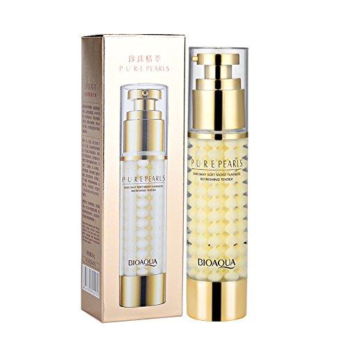 Diep hydraterende voedende hydraterende gezichtscrème, Whitening Herstelt het gezicht Anti-rimpel Gezichtsverzorging Essentie
