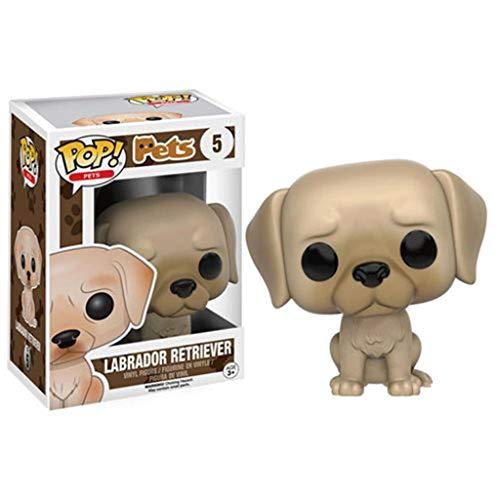 Funko Pop Pets : Labrador Retriever 3.75inch Vinyl Gift for Pet Fans SuperCollection