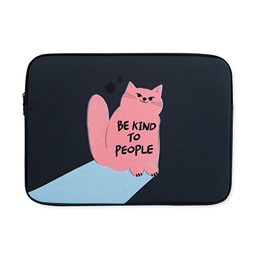 Amazing Designs Laptop Sleeve Bag Compatible with MacBook Pro 15-16 inch Pouch Skin Cover BEKIND 15 inch