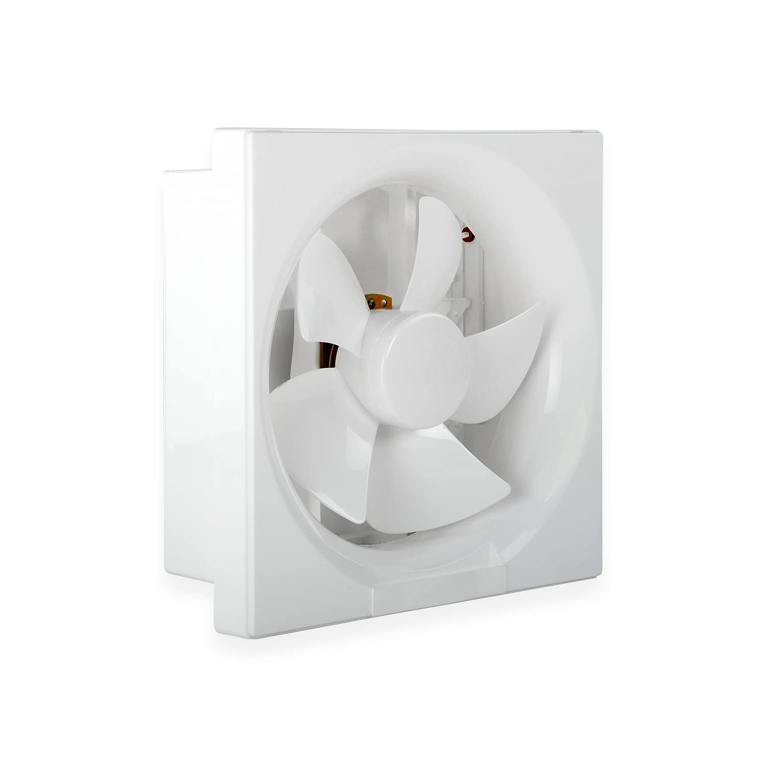Luminous Vento Deluxe 20 mm Exhaust Fan for Kitchen, Bathroom, and Office  Cut out Size   Sq 20 x 20 mm, White