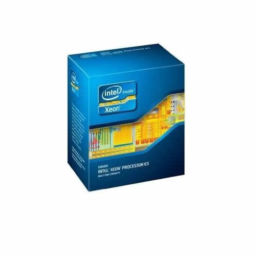 Intel Xeon Quad-Core E3–1240V23.4GHz 5.0GT/s 8MB LGA1155procesador, al por Menor BX80637E31240V2