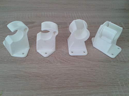 Lönne Ersatzteile Halterung unter Tischplatte (4 Stück)