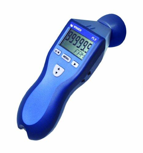 Monarch PLS Pocket LED Stroboscope, with NIST Certificate of Calibration, 7.75