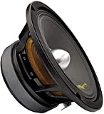 1 WOOFER IPNOSIS IPM 1200 IPM1200 Altavoz 20,00 cm 200 mm 8' de diámetro 160 vatios rms y 300 vatios máx 4 ohmios sensibilidad de 99 db Coche, 1 Pieza