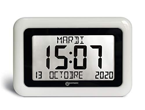 Geemarc Telecom S.A Uhr, Silber