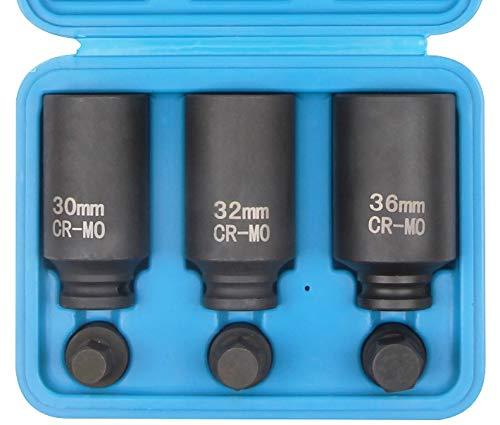 JOMAFA - Juego de vasos para bujes ejes de transmision, 6 pi