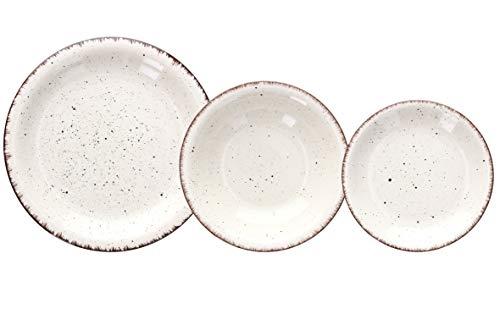 Tognana Stay Servizio Piatti, Ceramica