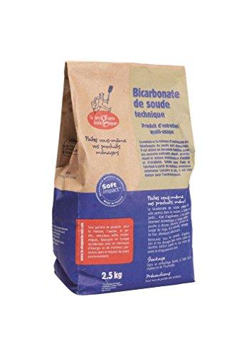 Bicarbonate de soude technique - 2,5kg