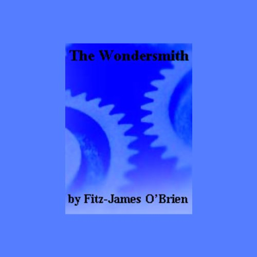 The Wondersmith audiobook cover art