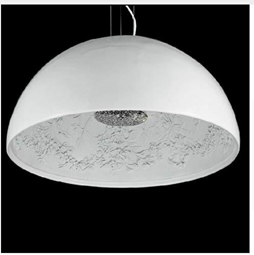 Lampen hanglamp plafondlamp hanglamp kroonluchter 20X40cm hanglamp hars materiaal Foyer E27 Led hanglamp Marcel Wanders intern patroon Skygarden