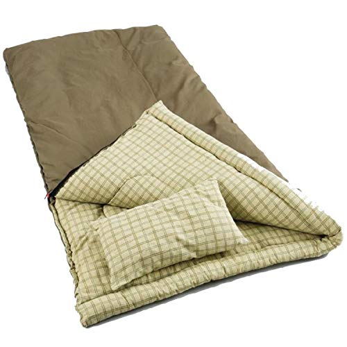 Coleman Big Game Big and Tall Adult Sleeping Bag