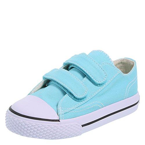 Airwalk Kids' Turquoise Toddler Legacee Sneaker 9.5 Regular