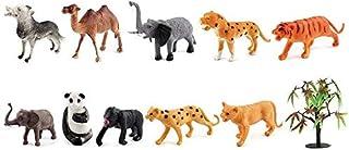 Animal Kingdom Cute Toy Set of 10