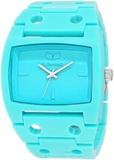 Vestal Men's DESP011 Plastic Destroyer Translucent Purple Watch