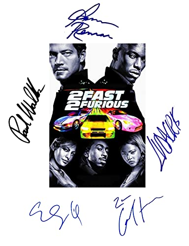 2 Fast 2 Furious: Screenplay (English Edition)