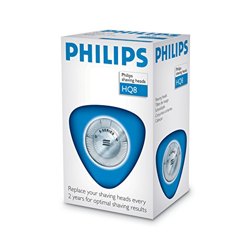 Philips Norelco HQ8 Spectra & Sensotec Shaver Replacement Heads