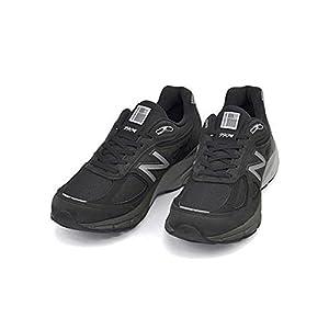 [ニューバランス] new balance メンズ ランニングシューズ スニーカー M990 通気性 クッション性 安定性 D カジュアル デイリー トラベル ウォーキング スポーツ 181990 ブラック/シルバー 28.0cm