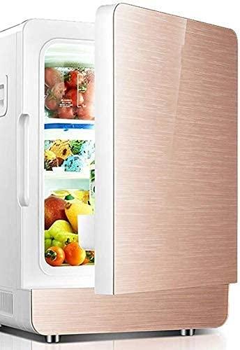 Minikoelkast met vriesvak Tafelmodel koelkast Tafelmodel Laag geluidsniveau Geschikt voor slaapkamer Happy Life