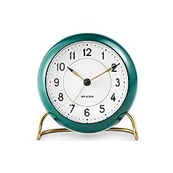 AJ Station Alarm Clock - Racing Green