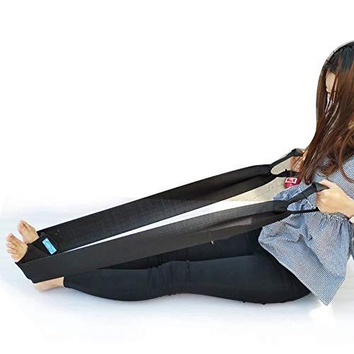 NBVCX Gesundheitspflege Körperpflege ArmLeg Lifter Langlebig Feste Doppelfußschlaufe Bein- und Fußdehnungshilfe Ideales Mobilitätswerkzeug für Rollstuhl und Bett