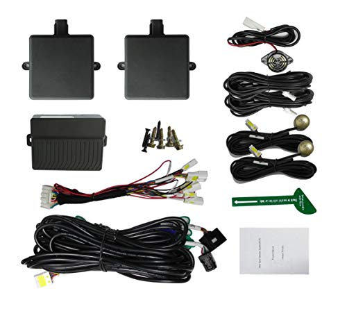 Buy Radar Based Blind Spot Sensor and Rear Cross Traffic Alert System with BSD/LCA/DOW/RCTA/AOTA Fea...