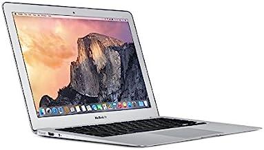 """Apple Macbook Air 13"""" - Intel Core i7 2,2 GHz – 8GB – SSD 256GB - 2015 - Teclado de EE. UU. Reasignado IT (Reacondicionado)"""