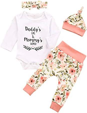 Details about  /Newborn Baby Letter Print Long Sleeve Romper 9-12 Months White-doughnut