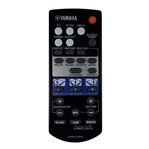 Original Yamaha YSP-1400BL Soundbar Fernbedienung