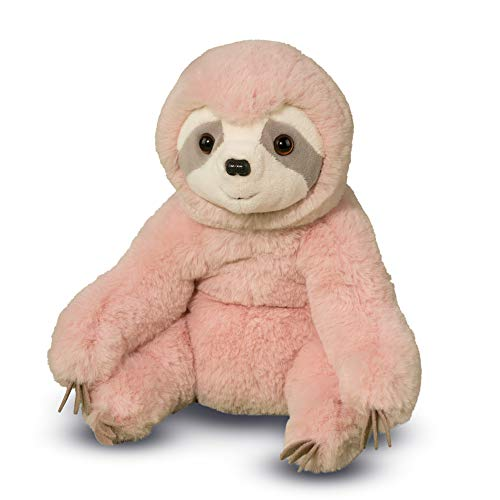 Douglas Pokie Pink Sloth Softie Plush Stuffed Animal -  15048