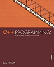 C++ Programming: Program Design Including Data Structures, 6th Edition