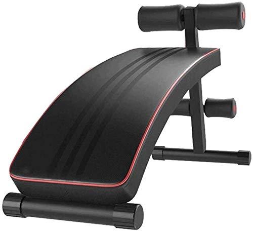 AINH Home Fitness EquipmentmentSit-up Board – Panca pieghevole multiuso con supporto per la schiena in vita, panca declino in casa palestra per allenamento completo del corpo