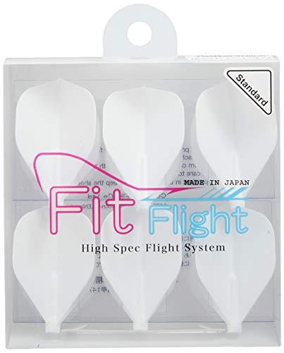 volo COSMO DARTS Fit Volo standard 6 pezzi bianco