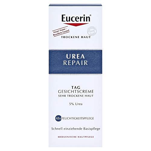 Eucerin UreaRepair Gesichtscreme 5% Tag, 50 ml
