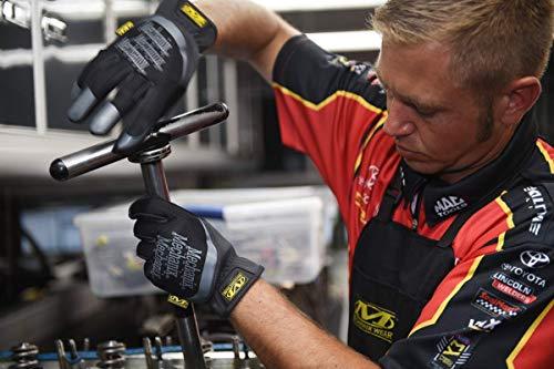 Mechanix Wear - FastFit Gloves (X-Large, Black)
