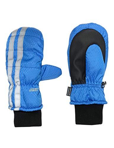 maximo Daumen Mit Strickbündchen Mouffles, Bleu (Classic Blue 78), 98/104 (Taille Fabricant: 2) Mixte bébé