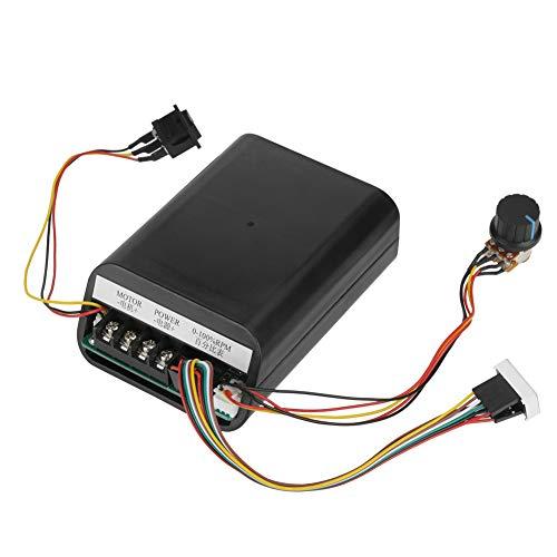 Controlador de velocidad del motor DC10-55V controlador de motor DC Controlador de velocidad reversible 40A para el hogar y la industria para el control del motor