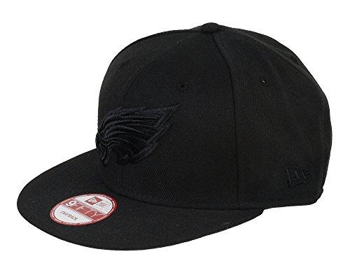 New Era Philadelphia Eagles Black On Black Snapback Cap 9fifty Limited Edition