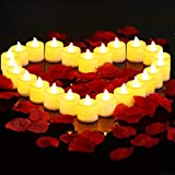 B2LOVER LED Candles 24 Packs Flameless Tea Lights with...
