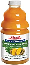 Dr Smoothie Pineapple Paradise 100% Crushed Fruit Smoothie Concentrate (46oz bottle)
